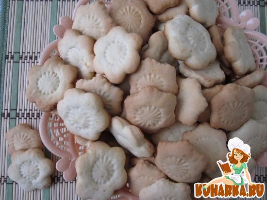 Рецепт Английское печенье.