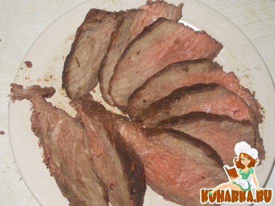 Рецепт Филе говядины в духовке