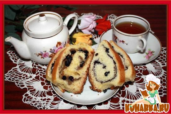Рецепт Венское тесто