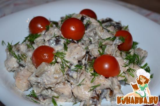 "Рецепт Салат ""Греция"""
