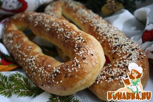 Рецепт Иерусалимский бейгель.