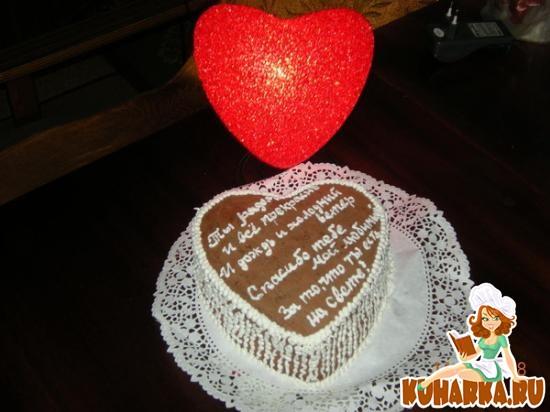 Рецепт Шоколадно-маковый торт