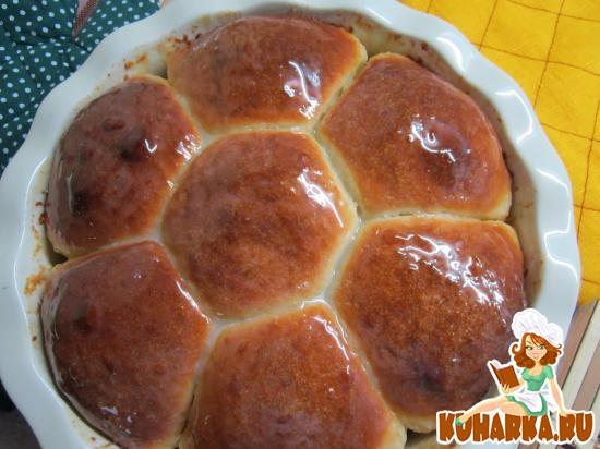 Рецепт Заливные булочки.