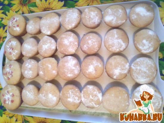 Рецепт Йогуртовые кексики