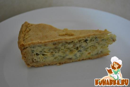 Рецепт Пирог с плавлеными сырками