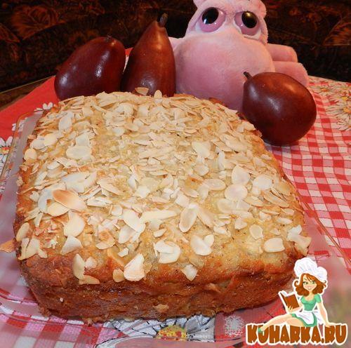 Рецепт Запеканка из груш