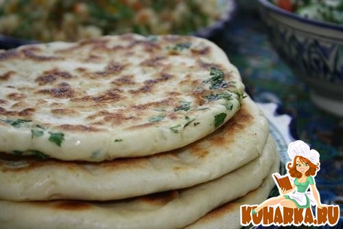 Рецепт Чалпак