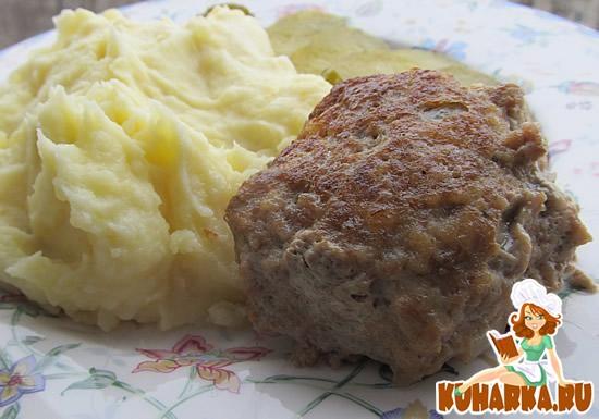 Рецепт Вкусные котлеты с соевым соусом