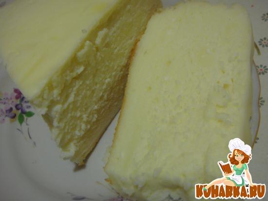 Рецепт Творожный торт-запеканка