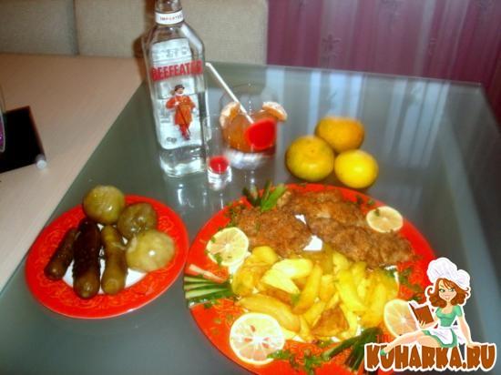 Рецепт Лангеты из баранины
