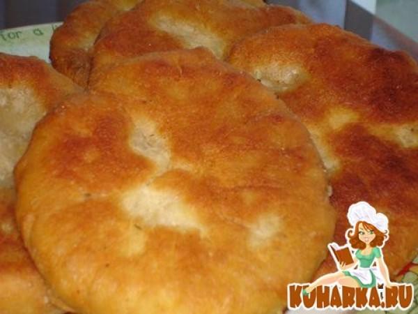 Пошагово рецепт беляшей