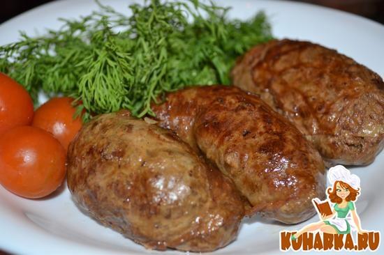 Рецепт Сальники из печени