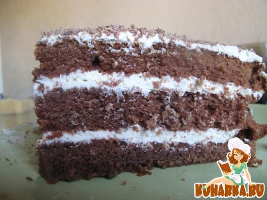 Рецепт Шоколад на кипятке