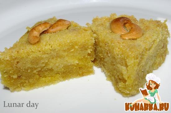 Рецепт Хельбе (восточная сладость)
