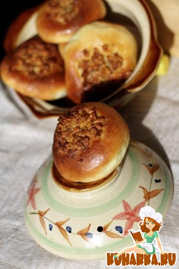 Рецепт MEDUS RAUSIS (Медовaя булочкa)