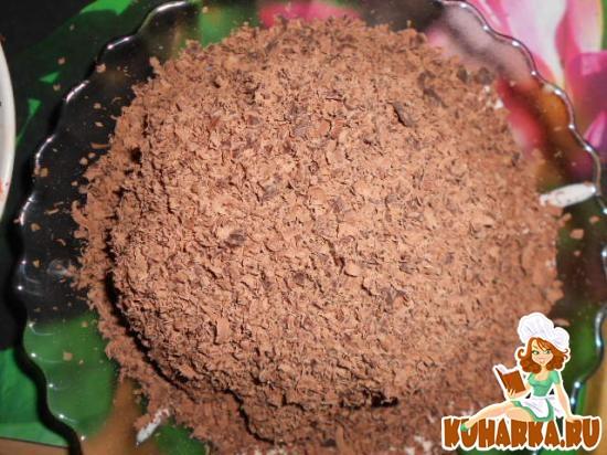 Рецепт Пряничный торт ( без выпечки )