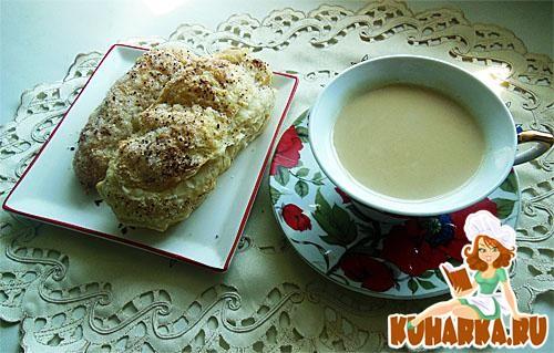Рецепт Сырный кофе