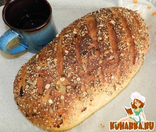 Рецепт Хлеб средиземноморский