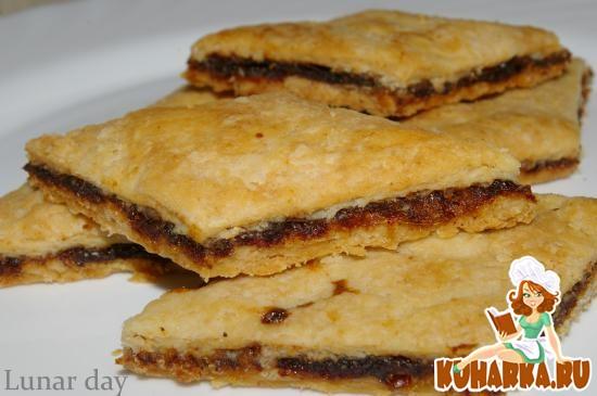 Рецепт Тамерие (печенье с финиками)