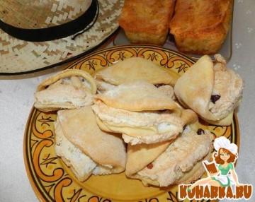 """Пирожное """"Пушистик"""" – кулинарный рецепт"""