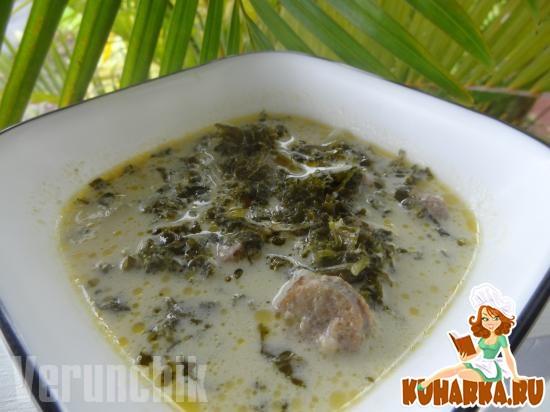 Рецепт Toscana Soup (итальянский суп)