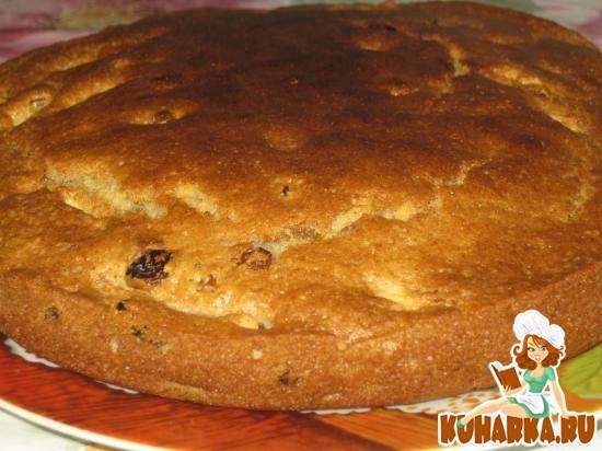 Рецепт Шримати - индийский яблочный пирог
