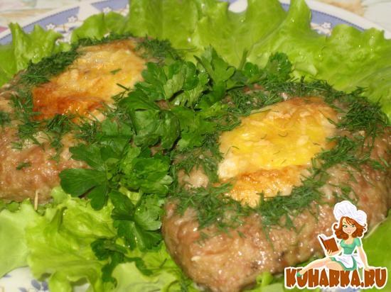 Рецепт Аджарские шницели