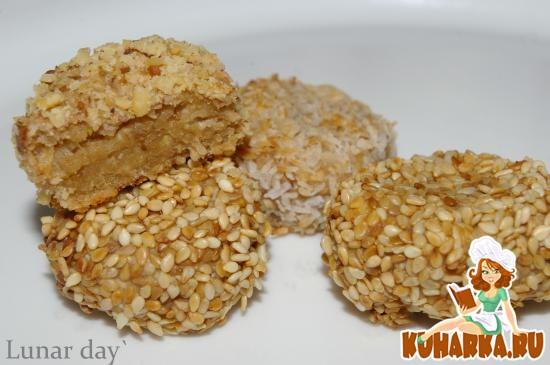 Рецепт Мягкое диетическое печенье