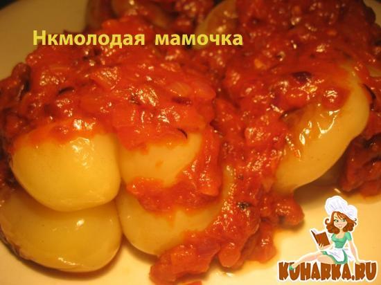 Рецепт Жареный перец от мамы.
