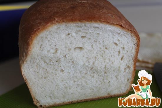 Рецепт Тост-хлеб