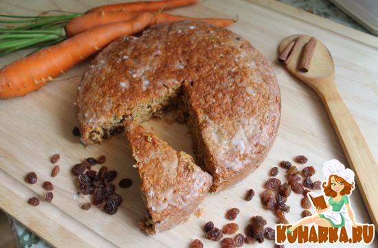 Рецепт Полезный пирог