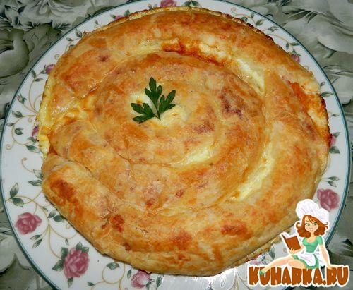 Рецепт А-ля ачма