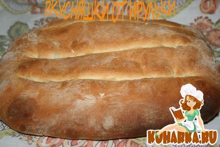 Рецепт Матнакаш (хлеб по-армянски)