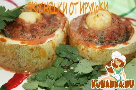 Рецепт Пенечки из кабачка