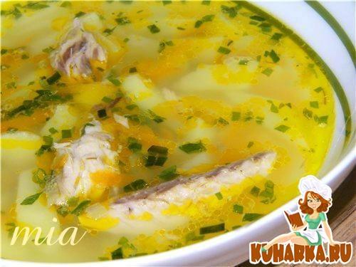 Рецепт Студенческий суп