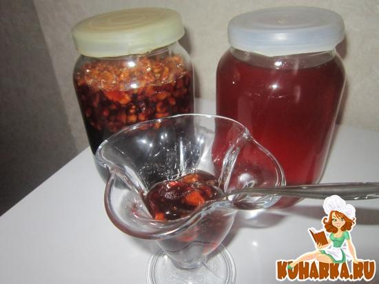 Рецепт Янтарное яблочное варенье