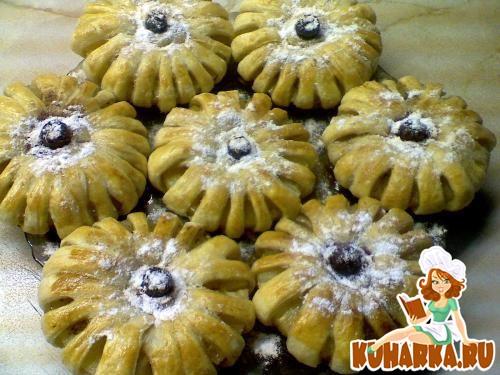 Рецепт Ананасовые хризантемы