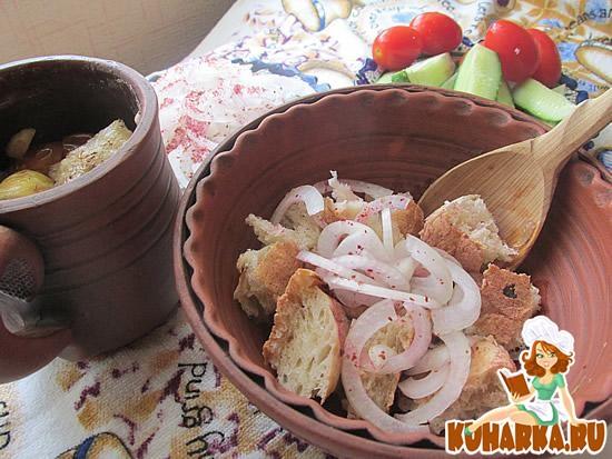 Рецепт Суп Пити из Шеки (шекинское пити)