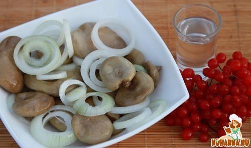 Рецепт Соленые грузди (холодный способ)