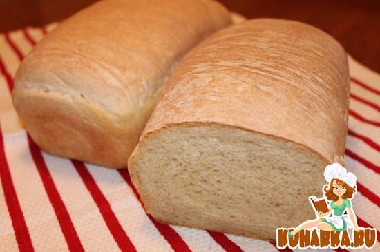 Рецепт Хлебушек пшеничный