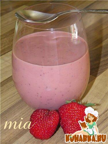 Рецепт Клубничный курд (Strawberry Curd)