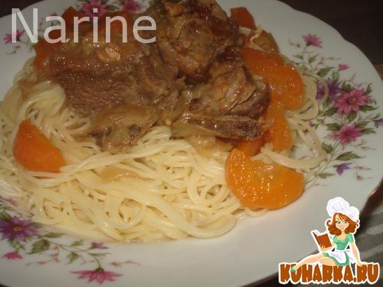 Рецепт Мясо по-деревенски