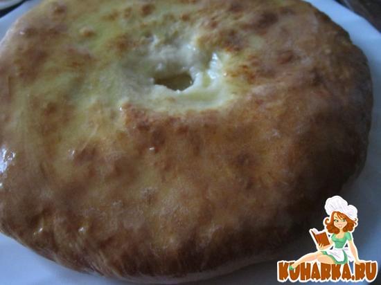 Рецепт Осетинские пироги с мясом