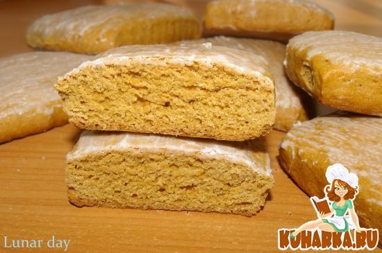 Пряники маргарине рецепт с фото
