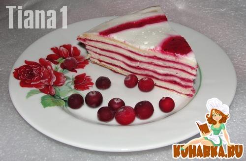 """Рецепт Карельский торт """"Столетний"""""""