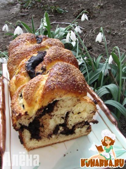 Рецепт Рулет с шоколадом