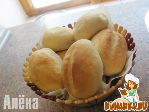 Рецепт Французские городские булочки