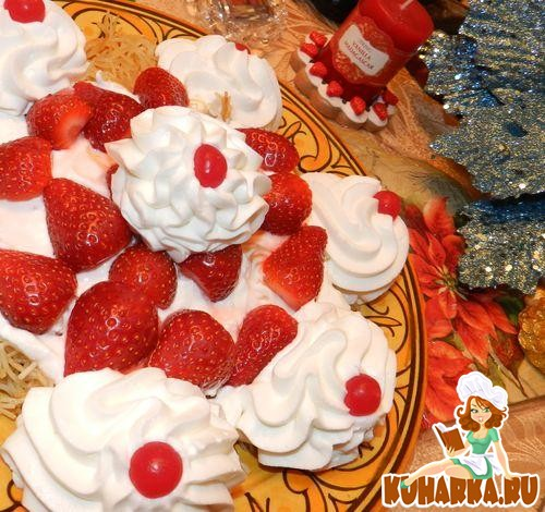 Рецепт Забытый десерт