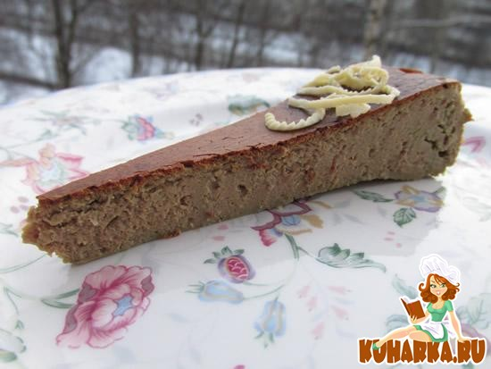 Рецепт Суфле из печени