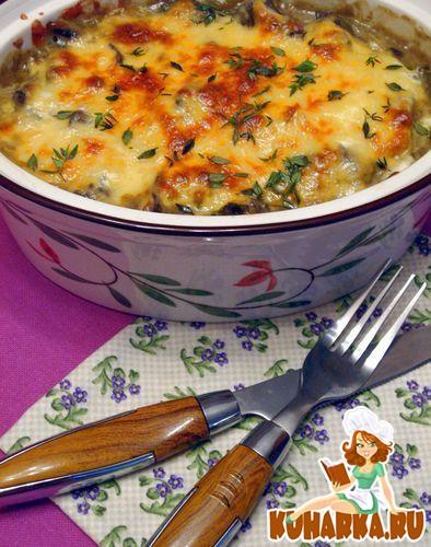 Рецепт Куриная печень с соусом наршараб